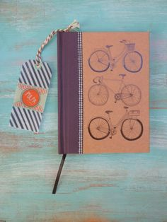 Cuaderno Artesanal * Pulpa Art & Book * Feria Central