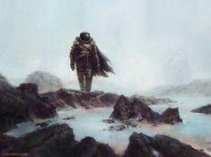 ALONE by Ildar Kharisov | Sci-Fi | 2D | CGSociety