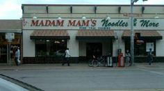 Madam Mam's Austin, TX.  I heard their Pad Thai was awesome!