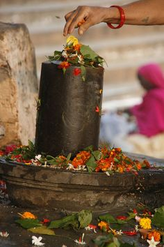 Offerings to the Gods, India