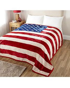 cheers to the red, white and blue | for the home | Pinterest ... : american flag quilts for sale - Adamdwight.com