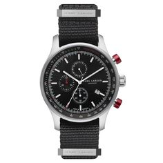 LW33 · Mens watch · Black nato strap