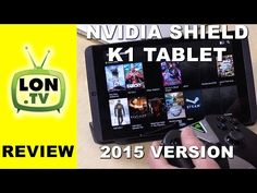 NVIDIA SHIELD Tablet K1 Review - New for 2015 - PC Streaming, Controller, Twitch and more - http://techlivetoday.com/android-tablet-reviews/nvidia-shield-tablet-k1-review-new-for-2015-pc-streaming-controller-twitch-and-more/