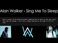 """RADIO   CORAZÓN  MUSICAL  TV: ALAN WALKER ESTRENA """"SING ME TO SLEEP"""" TRAS SU ESP..."""