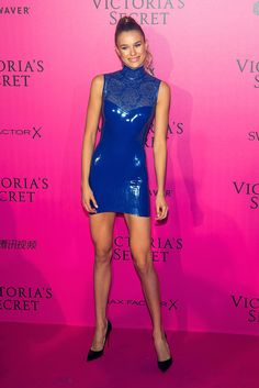 See What Everyone Wore to the Victoria's Secret Fashion Show After Party - Fashionista
