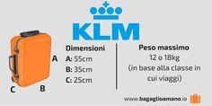 Guida al Bagaglio a Mano KLM