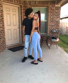 Couple Goals Relationships, Relationship Goals Pictures, Couple Relationship, Black Couples Goals, Cute Couples Goals, Couples In Love, Matching Couple Outfits, Matching Couples, Fotos Goals