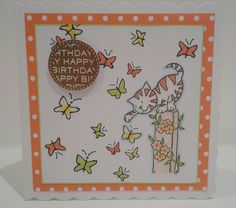 Little claire stamp Claire, Stamps, Card Making, Xmas, Happy, How To Make, Crafts, Seals, Manualidades