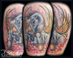 #Parry Chotipradit tattoo