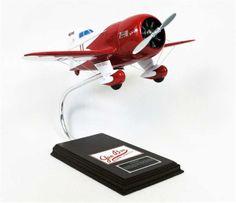GeeBee R-1 - Premium Wood Designs #Civilian #Aircraft premiumwooddesign...