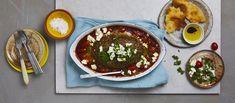 Palak Paneer, Feta, Ethnic Recipes, Foods, Food Food, Food Items