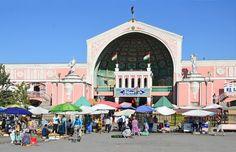 Tajikstan - Khujand's Panjshanbe Bazaar