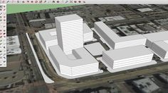 SketchUp 2016 for Planners: Site Planning