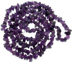 Natural-Semi-Precious-Gemstone-Freeform-Chip-Bead-Loose-Stone-String-Gems-Strand