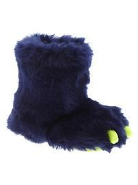 Dinosaur slippers-can we say cute...