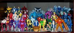 X-Men Toys for more X-Stuff, check out: adamantiumclaws.com #xmentoys #toys #marveltoys #xmenactionfigures #wolverinefigure #actionfigures