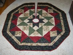 Carols tree skirt