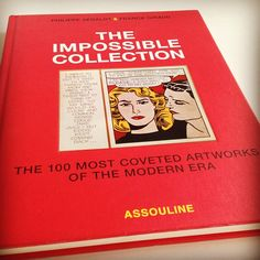 The Impossible Collection of Art. Instagram: @Assouline  See more: http://www.assouline.com/9782759403943.html