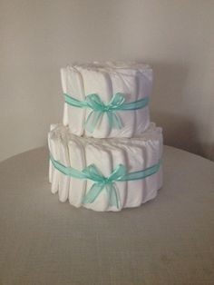 Decorate it yourself 2 tier Nappy Cake by HolliesNappyCakes Nappy Cakes, Trending Outfits, Unique Jewelry, Handmade Gifts, Etsy, Vintage, Decor, Kid Craft Gifts, Decoration