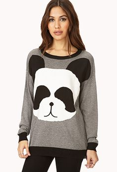 Panda Pal Sweater at HelloShoppers