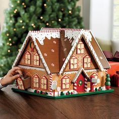 Love This Advent House I Want One For Each Of My Kids No Longer