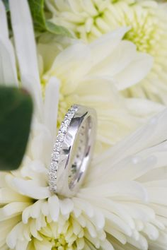 Furrer Jacot 1.01ctw White Gold Eternels Eternity Band | Oster Jewelers