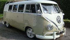 VW Camper Van - for holidays to Devon