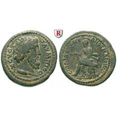 Römische Provinzialprägungen, Lydien, Maionia, Autonome Prägungen, Bronze 2.Jh. n.Chr., ss: Lydien, Maionia. Bronze 26 mm 2.Jh.… #coins