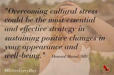 Conquering Cultural Stress: The Ultimate Guide to Anti-Aging and Happiness by Howard Murad, MD