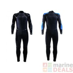 Bargain - $199.99 (was $699) - Bare Elastek Full-Stretch Semi-Dry Mens Wetsuit 7mm Factory Seconds @ Marine Deals