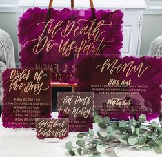 SAVE or MORE when you bundle your wedding signs at Nochta Boutique! Wedding Bible Verses, Wedding Quotes, Wedding Welcome Signs, Wedding Signs, Mark 10 9, Top Wedding Trends, Used Vinyl, Marrying My Best Friend, Bar Signs