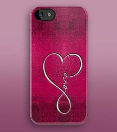 infinity love apple iphone 5, iphone 4 4s, iPhone 3Gs, iPod Touch 4g case by wendy