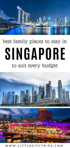 Planning a Singapore trip with kids? Where do you find the best family-friendly hotels & accommodation? An area guide plus our hand-picked favourites to suit every budget in Singapore Singapore With Kids, Stay In Singapore, Singapore Singapore, Singapore Travel, Vietnam Travel, Asia Travel, Travel With Kids, Family Travel, Cool Places To Visit