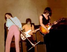 Jeff Beck Group Live 1968, Beck, Stewart, Wood