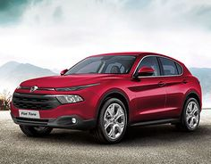 "Check out new work on my @Behance portfolio: ""Fiat Toro Suv Coupé"" http://be.net/gallery/47602595/Fiat-Toro-Suv-Coup"