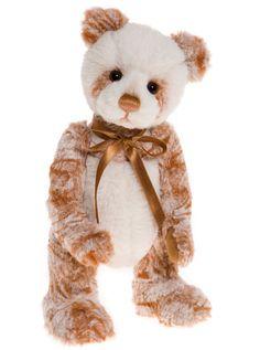 Charlie Bears 2016 Liddy Panda Bear