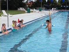 2014 - Brookshire Elementary K-2 swimming lessons