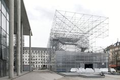 Gallery - Schaustelle / J. Mayer H. Architects - 4