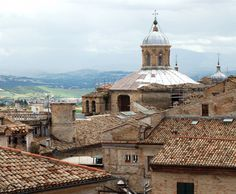 One of my favorite views in Macerata