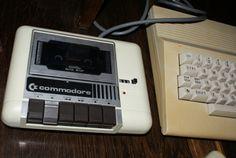 Commodore 64 Cassette Drive