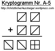 Kryptogramm-A5