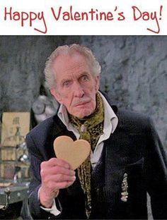 Vincent Price Valentines