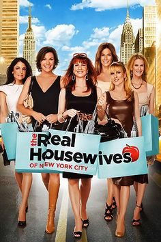 The Real Housewives of New York City- This cast is when the show was amazing- Can't stomach the new cast. Bring back Jill!!!!