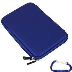 """Gizmo Dorks Hard EVA Cover Case (Blue) with Carabiner Key Chain for the Pandigital Nova 7"""" Reader by Gizmo Dorks. $7.99. The stylish hard carrying case protects your device from bumps and scratches. The thin profile and snug fit allows for easy transport."""