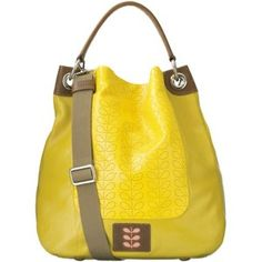 She loves any and everything Orla Kiely.  That includes this bag.