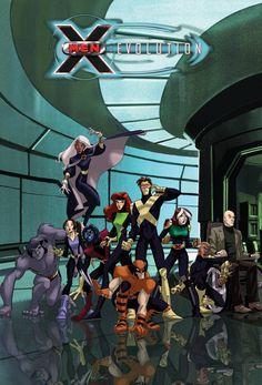 X-Men Evolution Saison 1 Streaming VF