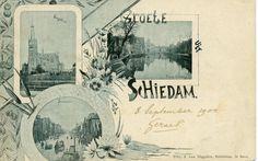 Oude ansichtkaart van J. van Diggelen 8 sept. 1900