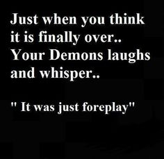 My demons are fun to play with Dark Quotes, Devil Quotes, My Demons, Inner Demons, Foreplay, Writing Prompts, Writing Ideas, Writing Inspiration, Creative Writing