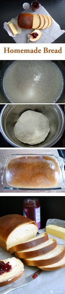 No more dependency on supermarkets to buy your bread. Learn how to bake one at home.