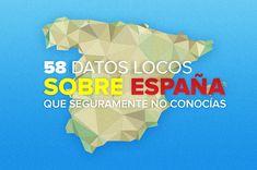 Descubre solo algunas de las curiosidades con las que #España cuenta. ¡Estudia en España! Estamos a tus órdenes: 01 800 5042073 #EnjoyLanguages  #Travel #Explore #EstudiaenelExtranjero